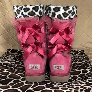 UGG BOOTS, Pink